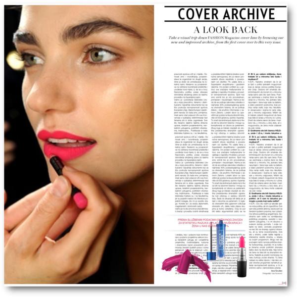 Cover achive