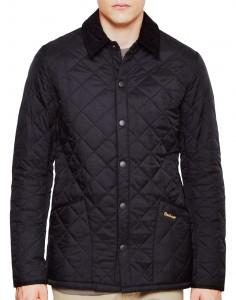 Barbour Heritage Liddesdale Quilt Gilet Black