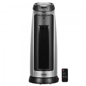 VonHaus Oscillating Tower Heater