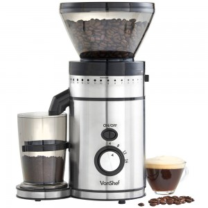 VonShef Burr Coffee Grinder