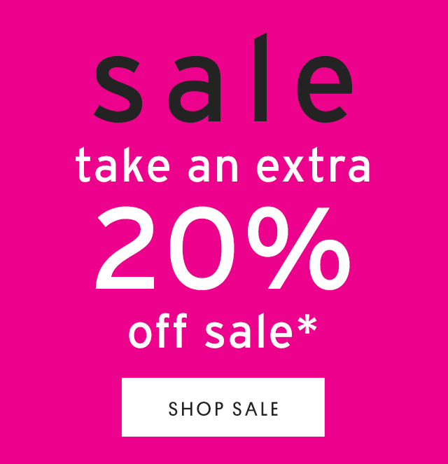 topshop extra 20 off sale