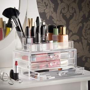Beautify 3 Tier Make Up Storage