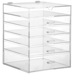 Beautify 6 Tier Make Up Storage