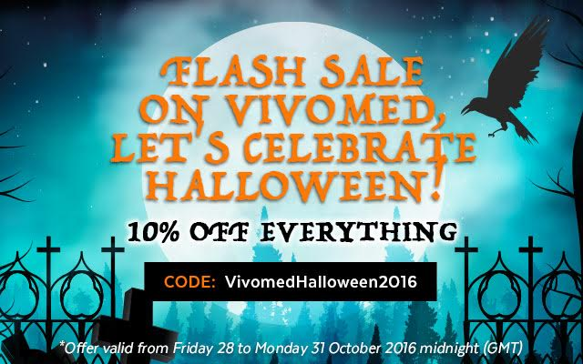 Vivomed coupons