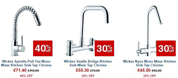 The Hub » New Offers - Wickes
