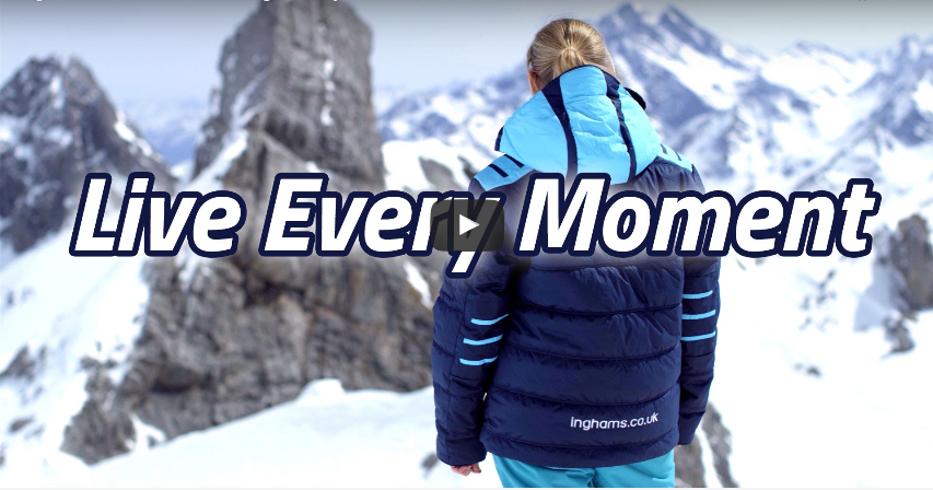 Inghams Live Every Moment - Watch the new ski film