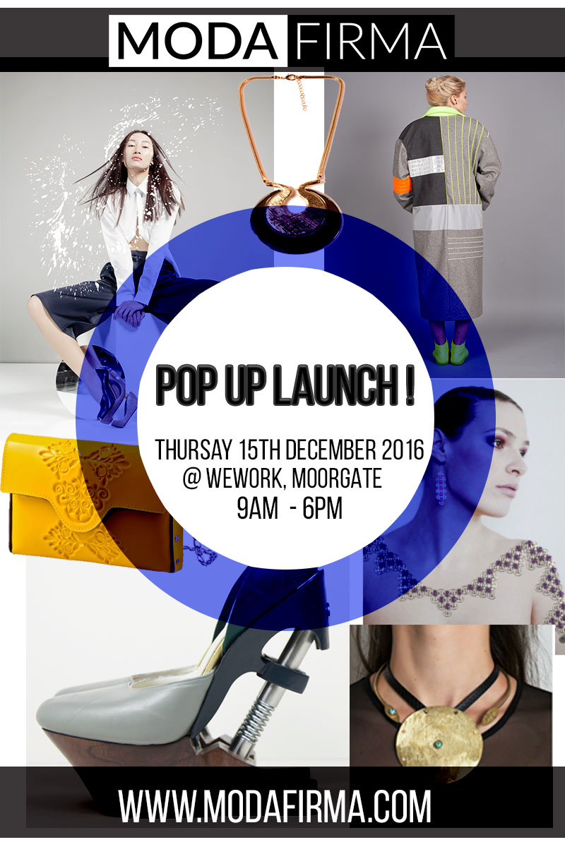 Modafirma Pop Up Launch