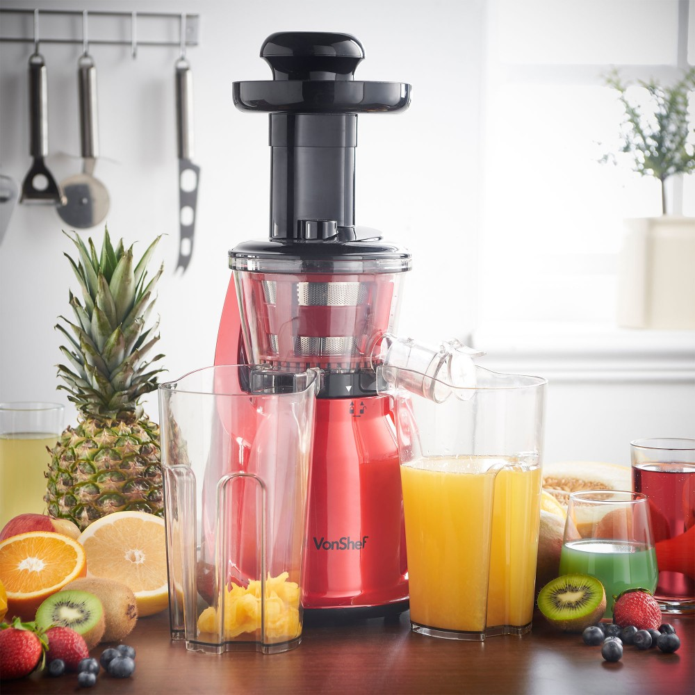 Vonshef Slow Juicer Review : Best Masticating Juicer Reviews.Best Juicer. Juicer Masticating Best. Juicer Reviews Masticating ...