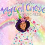 Unicorn Onesies The All-in-One Company®