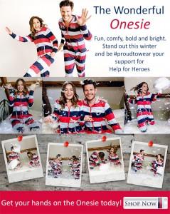 The Wonderful H4H Onesie