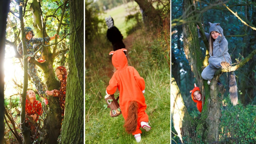 The All-in-One Company® Woodland Onesies