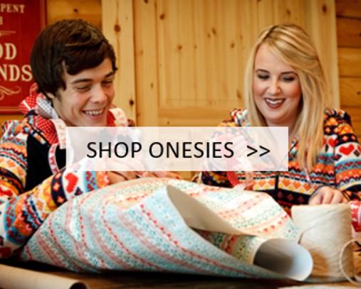 Xmas Gift Guide Onesies