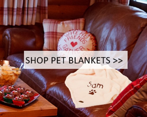 Xmas Gift Guide Pet Blankets
