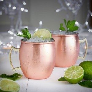 Copper Moscow Mule 2