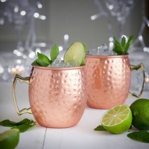 Copper Moscow Mules