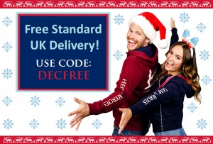 December Free Delivery!