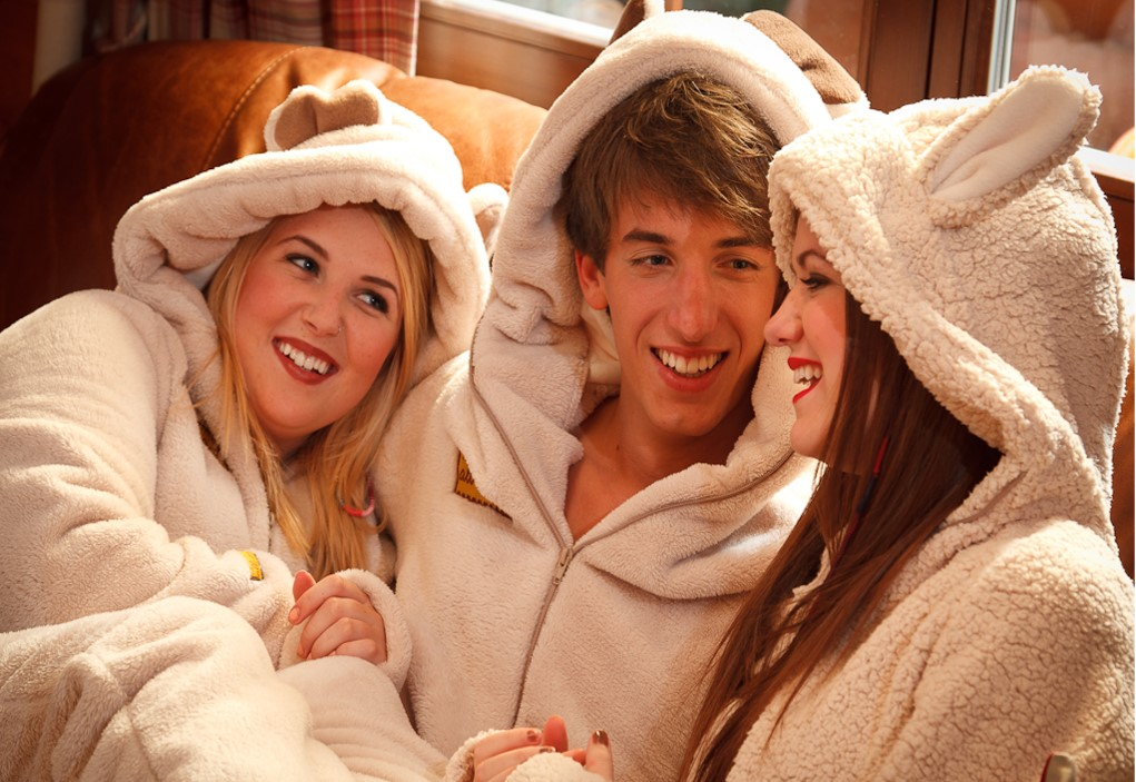 Christmas Onesie Gift Vouchers The All-in-One Company