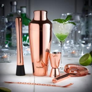 Rose Gold Cocktail Set 2