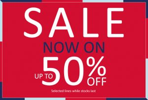 Help for Heroes Sale starts today!