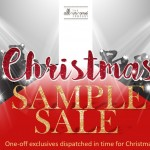 The All-in-One Company Onesie Christmas Sample Sale