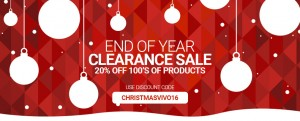 20% off almost everything at www.Vivomed.com