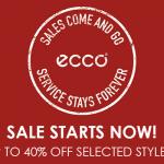 ECCO Shoes UK Sale