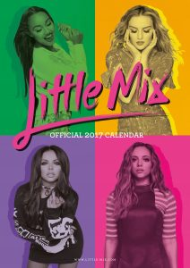 Last Chance: Little Mix Calendar £6.29