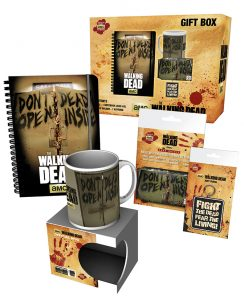 Last Chance: The Walking Dead Gift Box £10