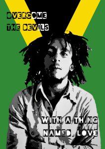 Last Chance: Bob Marley Maxi Poster £0.75