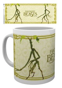 Fantastic Beasts Bowtruckle Mug Winter Discount