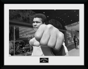 Last Chance: Muhammad Ali Collector Print £7.50