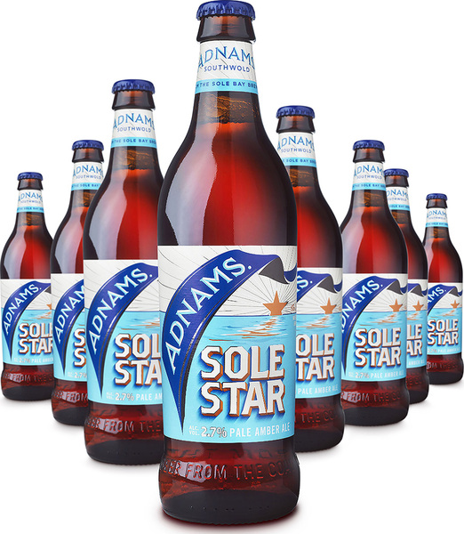 Adnams Sole Star