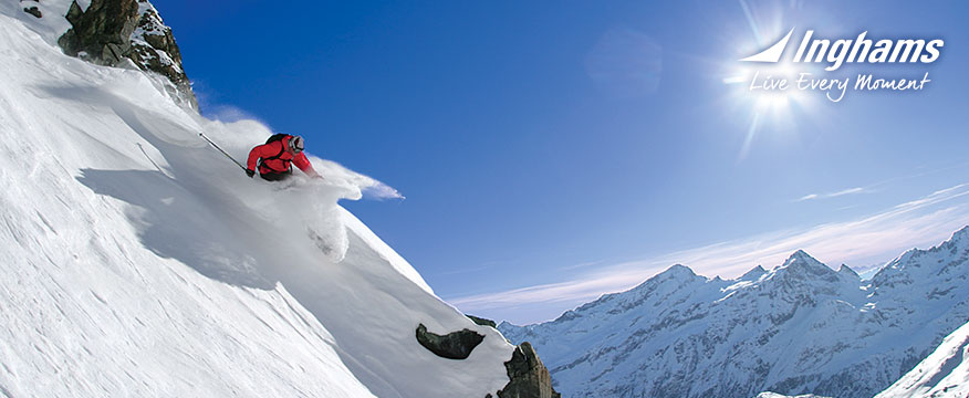 Live Every Moment - Ski with Inghams this Winter