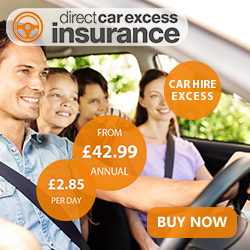 Car Hire Excess Insurance Promo Code
