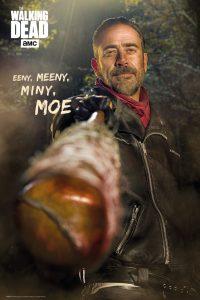 The Walking Dead - Negan Poster
