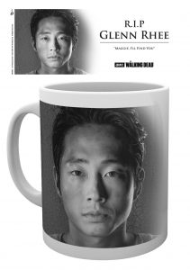 The Walking Dead - RIP Glenn Mug