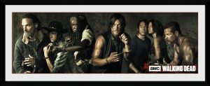 The Walking Dead - Season 5 collector print