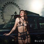 London Fashion Week - Bluebella