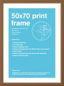 Frame Bundles - 50 x 70cm Pine