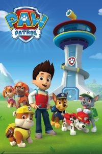 spring discount - paw patrol