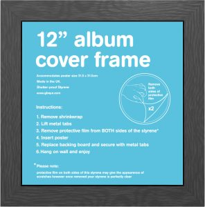 Frame Bundles - Album Black