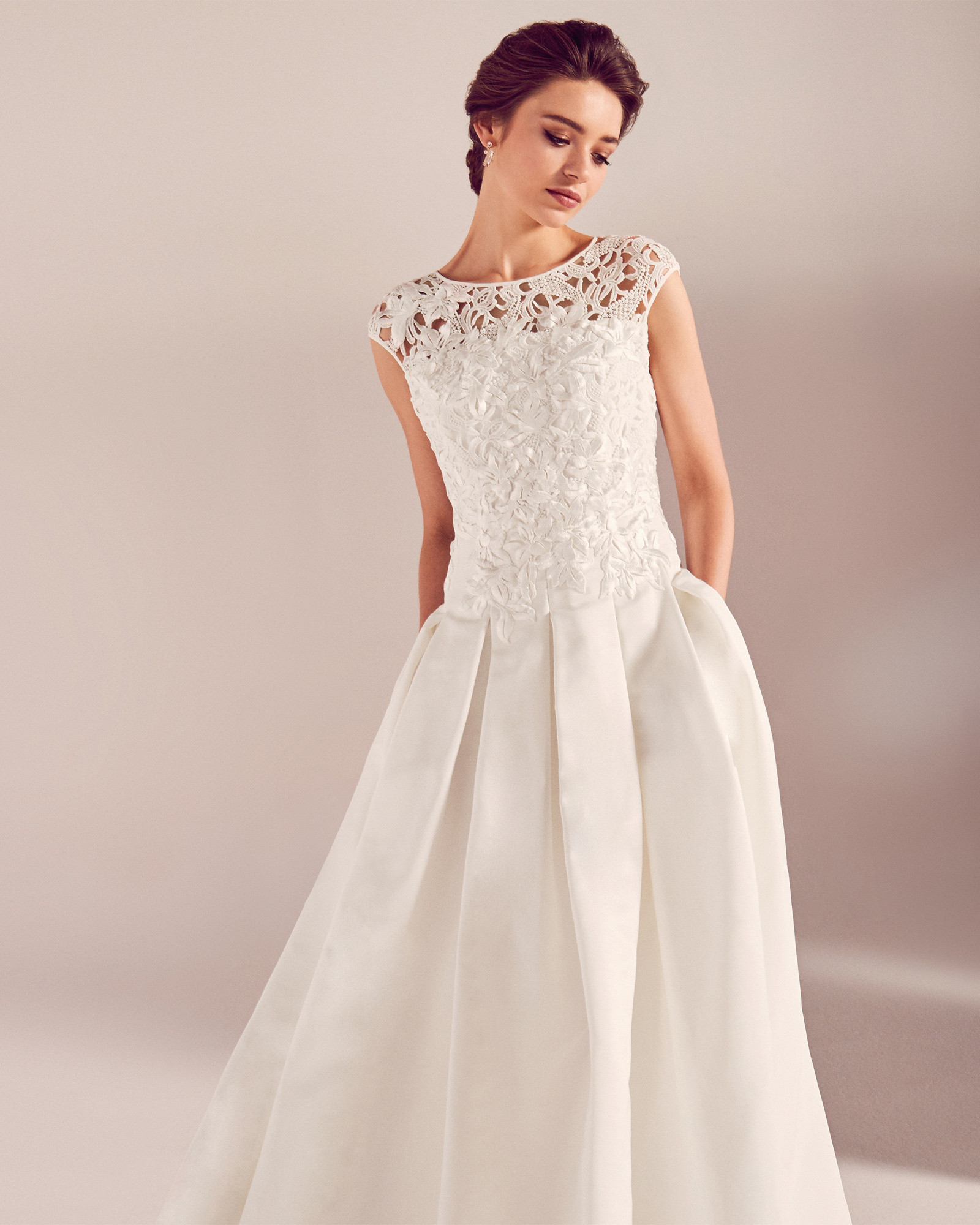 The Knot Wedding Gowns: The Hub » Ted Baker Launches Tie The Knot