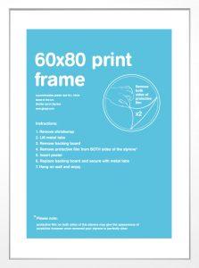 spring discount - 60 x 80cm