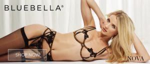 Bluebella Lingerie - Leopard Nova