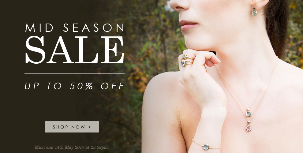 Jewellery Mid Season Sale