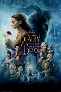Poster sale - Beauty and the beast