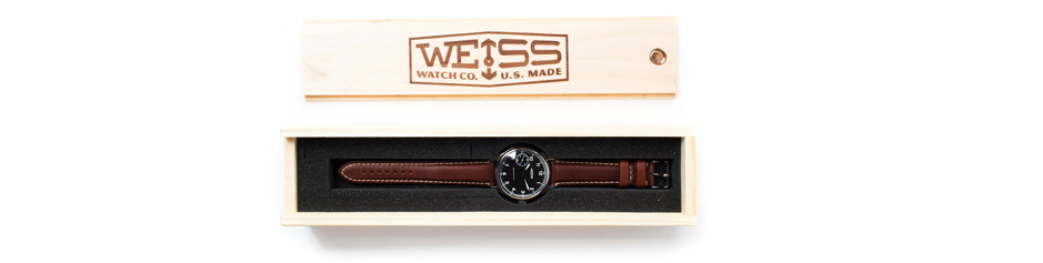 Weiss watch co
