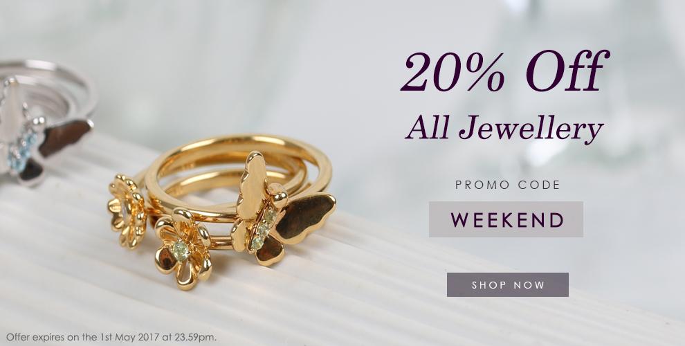 Gemondo jewellery voucher code