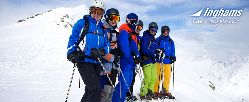 Ski deals at Inghams - ski with the experts