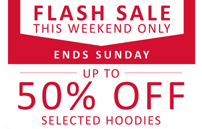 Flash Sale at H4H